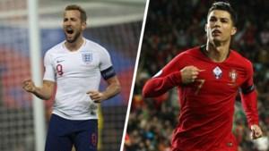 EK 2020. Hattricks voor Harry Kane en Cristiano Ronaldo, Frankrijk dankt Giroud voor moeizame zege tegen voetbaldwerg