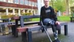 Breese student Roy (21) verloor drie ledematen en zet zich nu in voor Rode Neuzen Dag