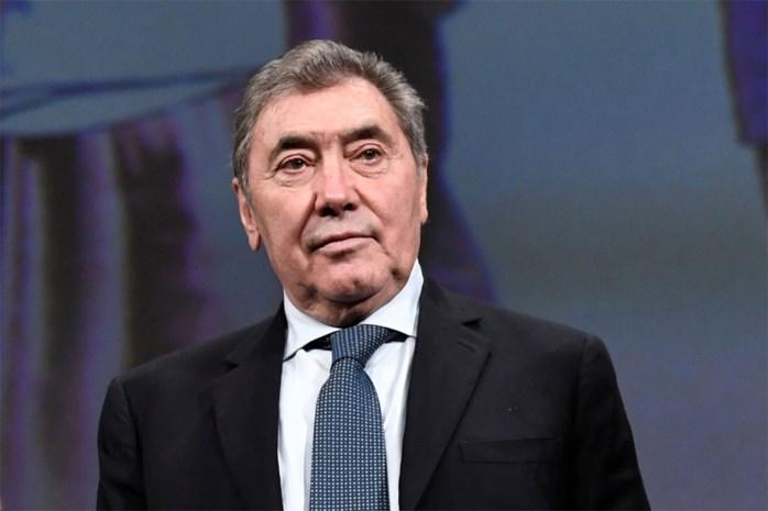 """Eddy Merckx: """"Als er geen verpleegster gepasseerd was, dan was het gedaan met mij"""""""