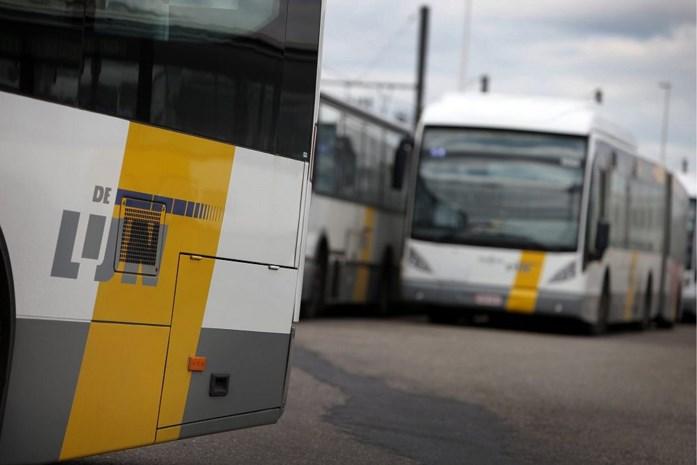 Nog beperkte hinder bij De Lijn in Vlaams-Brabant en Oost-Vlaanderen