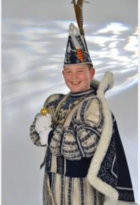 Seth I 51ste Stadsjeugdprins van de Orde van de Spasbinken