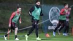 Rode Duivels Leandro Trossard en Nacer Chadli zijn out voor duel met Rusland