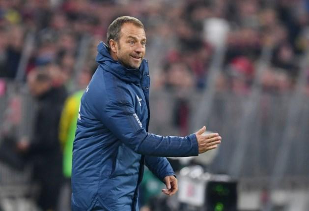 Hansi Flick blijft zeker tot het einde van het jaar coach van Bayern München