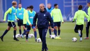 Olivieri selecteert 17 spelers voor oefenmatch tegen KV Mechelen
