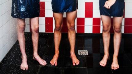 Limburgse voetballers zijn vrij om te douchen met of zonder onderbroek