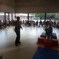Grootouderfeest in BS De Reinpad-Gelieren