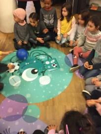 Team 3 van de Europaschool getroffen door leesmicroben