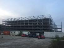 Nieuwe parkeerplaatsen in het Thorpark