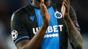 Diagne speelt alweer bij Club (maar van eerherstel is nog geen sprake)