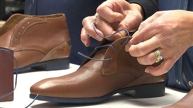 Ambiorix levert al 10 jaar schoenen aan de koning - Het Belang van Limburg