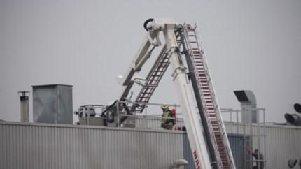 Brand in Genks bedrijf: 40 mensen geëvacueerd