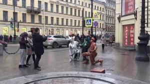 VIDEO. Sint-Petersburg ligt niet wakker van wedstrijd tussen Rusland en Rode Duivels