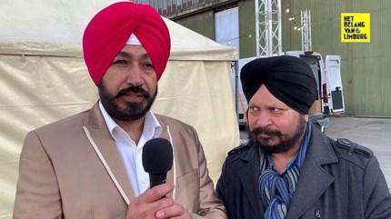 Sikhsgemeenschap verzamelt op Brustem voor viering 550 jaar Sikhisme