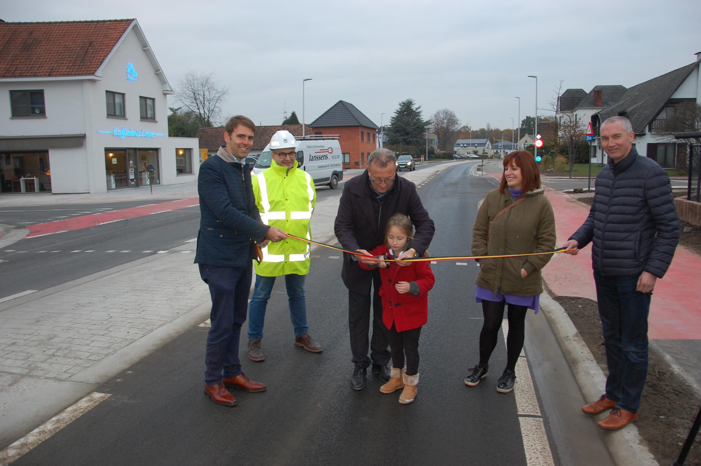 Zwart punt op N72 weggewerkt (Zonhoven) - Het Belang van Limburg