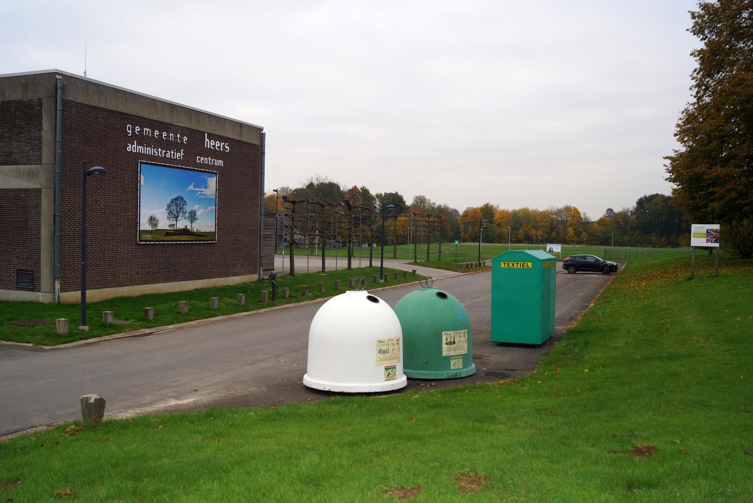 Camera's tegen sluikstorten en overlast (Heers) - Het Belang van Limburg