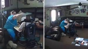 Moeder van gehandicapte jongeman doet schokkende ontdekking dankzij verborgen camera