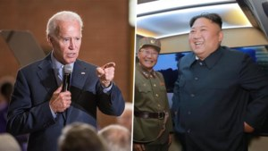 """Noord-Korea richt pijlen op Trump-rivaal Joe Biden: """"Hondsdolle hond"""""""