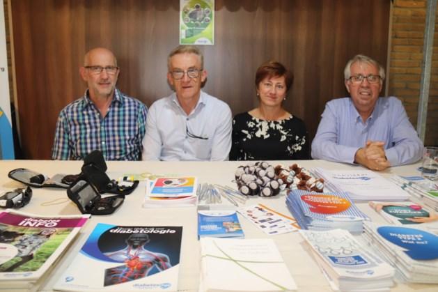 Wandelen voor Wereld Diabetes Dag
