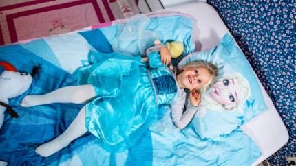 """Fans lopen warm voor Frozen 2: """"Mijn droom? Een job als prinses in Disneyland"""""""