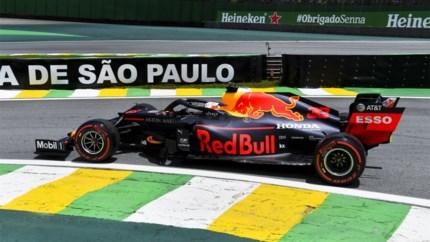 Verstappen pakt tweede pole uit carrière