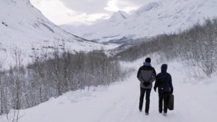 Elf jaar geleden stierf Leentje in Noorwegen, Frances Lefebure maakte haar tocht af