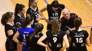 Eerste competitienederlaag voor Ladies Volley Limburg
