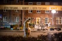 Asbestresten aangetroffen rond afgebrand toekomstig asielcentrum in Bilzen