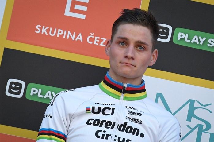 """Emotionele Van der Poel: """"Het is een héél zware week geweest"""""""