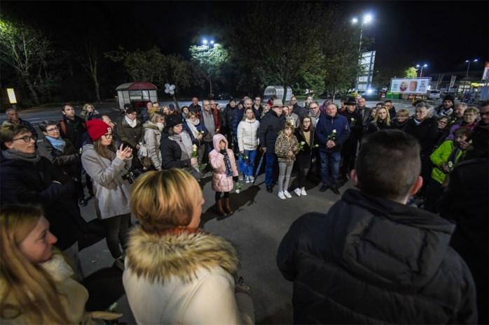 34 jaar later: herdenking slachtoffers Bende van Nijvel op parking Delhaize