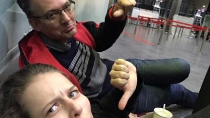 17 supporters Rode Duivels botsen op een 'njet' van de Russische douane