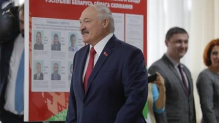 Al 25 jaar aan de macht, maar Wit-Russische president kandidaat voor nóg een extra ambtstermijn