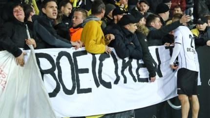 """Lokeren-fans eisen ontslag van coach Glen De Boeck: """"Ik voel mij totaal niet aangesproken"""""""