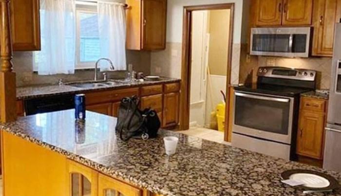 Huis verdwijnt van immosite nadat surfers iets verdachts in keuken opmerken