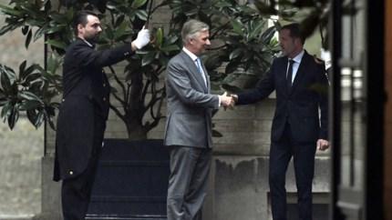 Koning verlengt opdracht van informateur Paul Magnette met een week