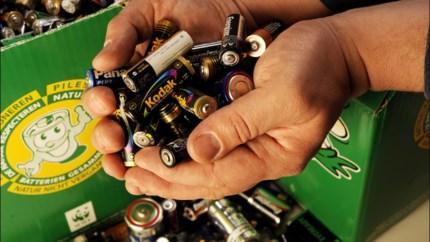 Platte batterij wordt man fataal