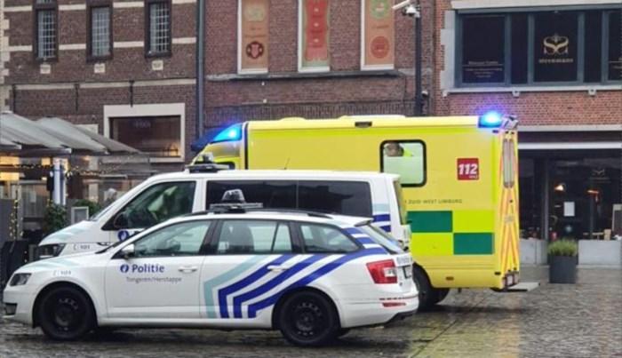 Poetsvrouw valt van ladder in brasserie: vrouw zwaargewond naar ziekenhuis