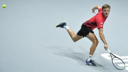 David Goffin helpt België met nodige moeite voorbij Colombia in vernieuwde Davis Cup