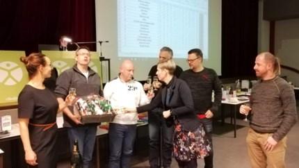 Ploeg Rand van de afgrond wint de 6de editie van de Rikolto-Quiz