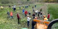Derde graad Klim-op Meeuwen een sterke ploeg in natuurbeheer