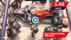 Snelste F1-pitstop ooit: 1,82 seconde