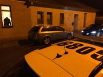 Audi onderschept in Veldwezelt na achtervolging