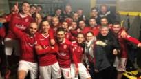 Rode Duivel Thibaut Courtois viert met Kabouters