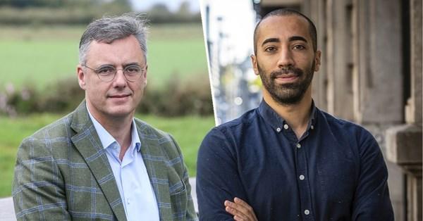 De nieuwe CD&V-voorzitter: Joachim Coens of Sammy Mahdi