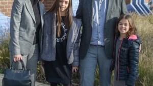 Katia en Ronny in Genk