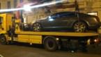 Luxeauto getakeld nadat bestuurder voor 20.000 euro aan boetes opstapelde