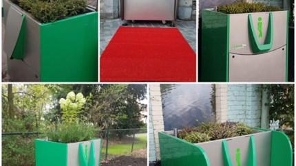 Groene toiletten in Genk om wildplassen tegen te gaan