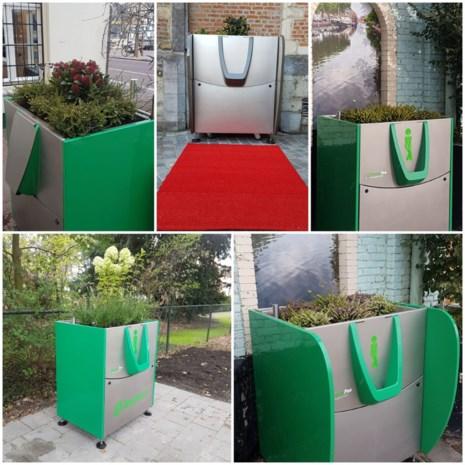 Groene toiletten moeten Genkse wildplassers op andere gedachten brengen