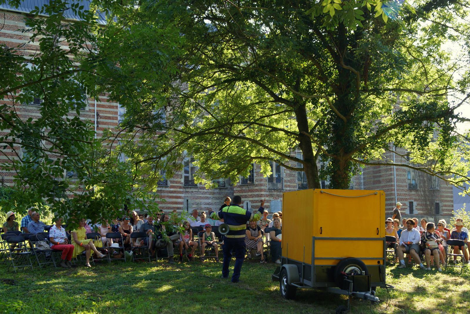 8.000 euro Vlaamse steun om kasteelpark te ontsluiten (Heers) - Het Belang van Limburg