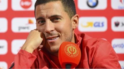 Uitblinker Eden Hazard droomt van wraak tegen Frankrijk