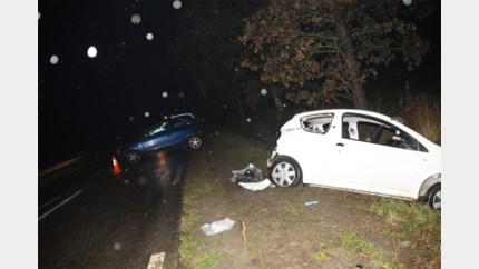 Drie Belgen gewond na zwaar ongeval in Weert